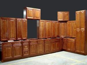 SOLD 10 sets FINAL 2 have to go now! ALL WOOD KIT/CUPBOARD SETS
