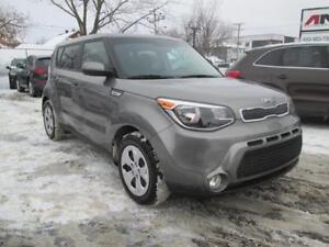 2016 Kia Soul LX *15,000KM* AUTOMATIQUE A/C CRUISE BLUETOOTH