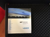 Linksys WRT 1900 AC Dual Band Gigabit Wi-fi Router