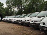 We buy all broken Renault trafic Nissan primastar Vauxhall Vivaro vans for cash