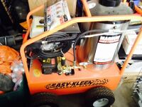 NEW Industrial Power Washer cart - 15hp 4000 PSI