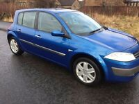 Renault megane 1.5dci £30 a year road tax sell or swap