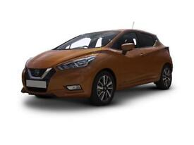 2017 NISSAN MICRA 0.9 IG-T Tekna 5dr [Leather/Vision+ Pack]