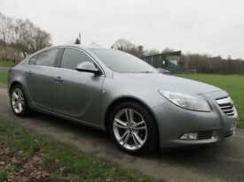 2010 (60) Vauxhall/Opel Insignia 2.0CDTi 16v ( 160ps ) ( Nav ) SRi ***FINANCE***