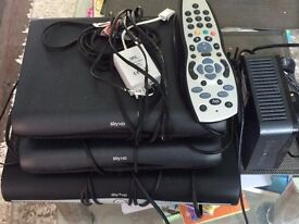 SKY+ HD Box and more