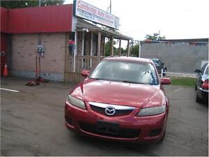 2006 Mazda Mazda6 GS