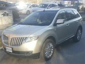 2011 Lincoln MKX $18995