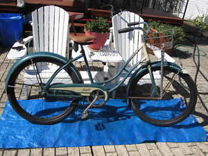 Classic Woman's Bicycle