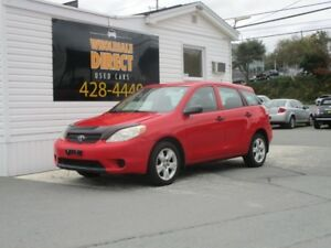 2005 Toyota Matrix HATCHBACK 1.8 L