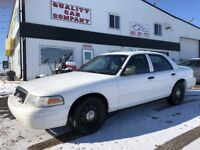 2011 Ford Police Interceptor No rust and low km's!  $6850 Red Deer Alberta Preview