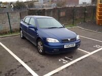 Vauxhall Astra 1.6, New MOT, Serviced, Warranty, Great Condition