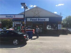 GAS STATION - BRANDED WITH APARTMENT  FOR SALE