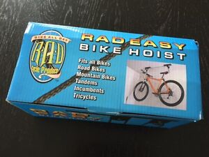 BNIB Bike Hoist by Rad Cycle Products (4 available)