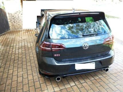 VW Mk7 Golf GTI Clubsport Exhaust Macquarie Park Ryde Area Preview