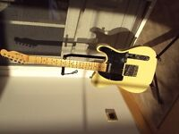 VESTER TELECASTER 54 STYLE IMMACULATE CONDITION