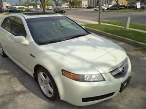 2006 Acura TL ACCIDENT FREE RUNS GOOD ALL POWER OPTION