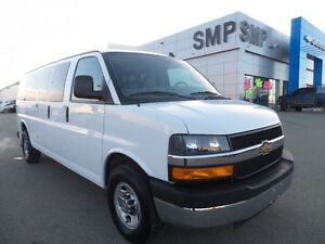 2016 Chevrolet Express Passenger LT, 15 passenger, A/C, back up