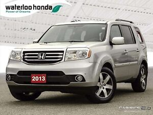 2013 Honda Pilot Touring 4X4 | One Owner