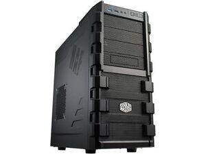 Tour Cooler Master Gigabyte i5-4430 SSD 240 Desktop
