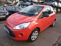 FORD KA - EK09KLX - DIRECT FROM INS CO