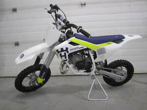 2017 HUSQVARNA TC 50 *ONLY TWO LEFT IN STOCK!*