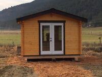 Cottage - Pine Log