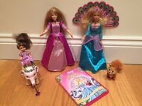 Barbie doll Island Princess Set with DVD