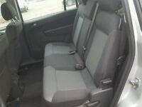 P.c.o.car Vauxhall Zafira 2013 model service history serviced