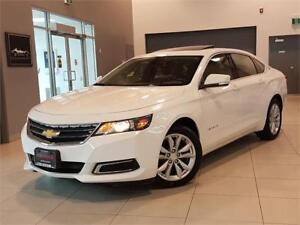 2016 Chevrolet Impala 2LT-PANO ROOF-CAMERA-2 TONE INTERIOR-ONLY