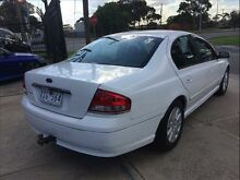 2006 Ford Fairmont BF BF 4 Speed Auto Seq Sportshift Sedan Brooklyn Brimbank Area Preview