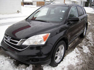 2010 Honda CRV EX, MINT MUST SEE! 4WD! CAR STARTER! NO ACCIDENTS