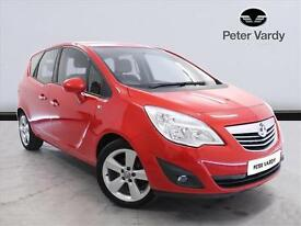 2013 VAUXHALL MERIVA ESTATE
