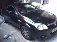 Black Vauxhall Tigra Diesel