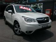 2014 Subaru Forester MY14 2.5I Luxury Limited Edition White Continuous Variable Wagon Greenacre Bankstown Area Preview