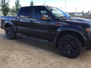 LOW KMS fx4 f150