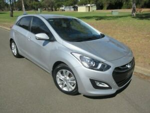 2014 Hyundai i30 GD MY14 Elite Silver 6 Speed Sports Automatic Hatchback Old Reynella Morphett Vale Area Preview