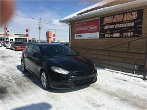 2013 Dodge Dart SXT***AUTO***ONLY 68 KMS****FULLY LOADED***