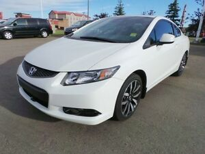 2013 Honda Civic Cpe EXL 2 DOOR COUPE $148 bw  Zero Down Car Loa