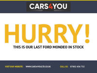 2007 57 FORD MONDEO 2.0 TITANIUM X TDCI 5d 140 BHP HEATED SEATS* CRUISE CONTROL* SERVICE HISTORY*