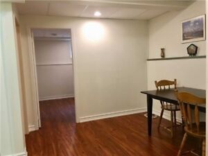 2 Bed basement apartment near Erindale GO Mississauga