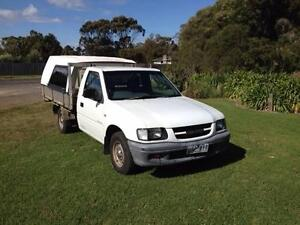 2000 Holden Rodeo Ute Turbo Diesel Newcomb Geelong City Preview