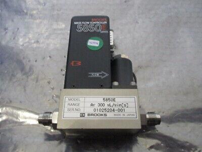 Brooks 5850E Mass Flow Controller, MFC, Ar, 300 mL/min[s], 452948