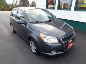 2010 Chevrolet Aveo LS Base Automatic (SUPER LOW KMS!)