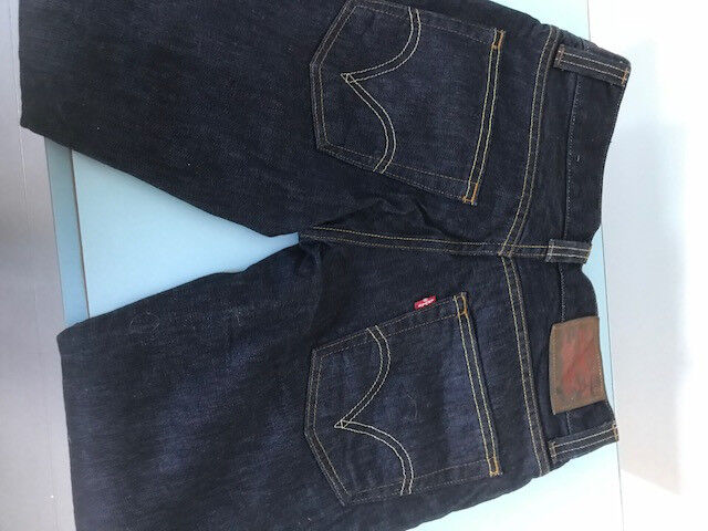 Levi jeans, as-new, barely used 30x30