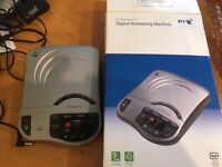 BT DIGITAL ANSWERING MACHINE BT RESPONSE 75+
