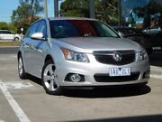 2013 Holden Cruze JH Series II MY13 Equipe Silver 6 Speed Sports Automatic Hatchback Fawkner Moreland Area Preview