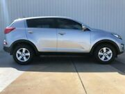 2015 Kia Sportage SL MY15 Si 2WD Silver 6 Speed Sports Automatic Wagon Canning Vale Canning Area Preview