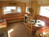 Perfect Starter caravan, cheap static between Scarborough & Filey
