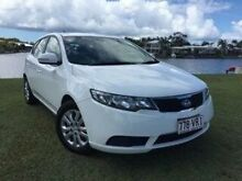 2011 Kia Cerato TD MY11 SI White 6 Speed Automatic Hatchback Moorooka Brisbane South West Preview