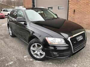 AUDI Q5 2010 AUTO / AWD / MAGS / TOIT OUVRANT / CUIR !!